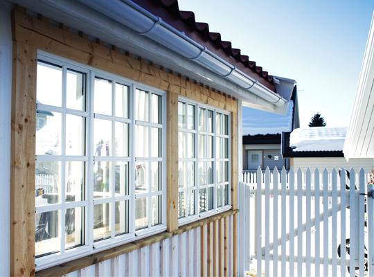 Tilbygg Vestenga 2012