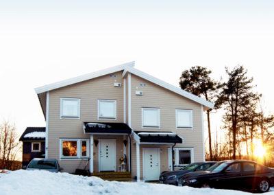 Nybygg Åråsveien 2012