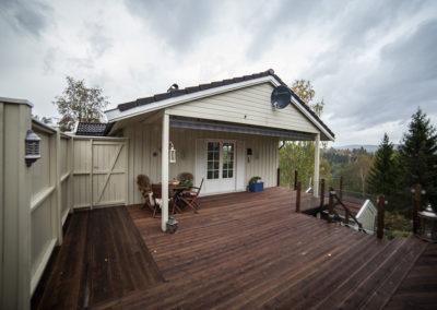 Terrasse – Bårlieåsen, Eidsvoll